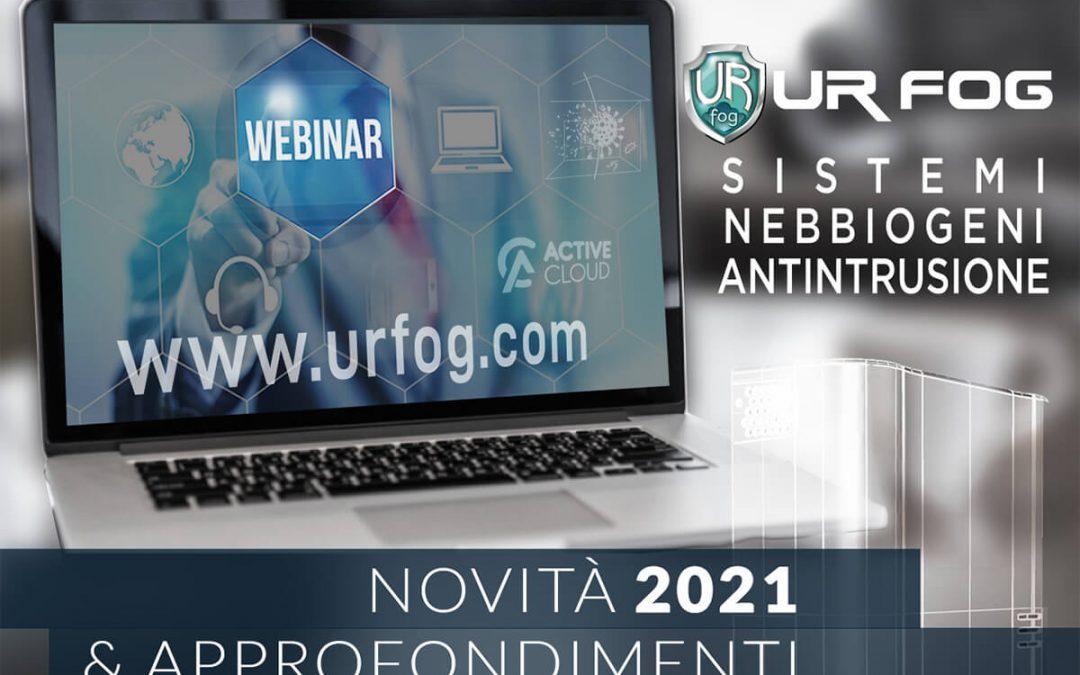 Ur Fog Webinar 2021 – security fogging systems