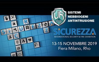 International Security and Fire exhibition Italy